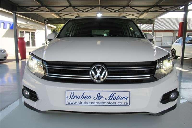 VW Tiguan 2.0TDI 4Motion Track&Field 2013