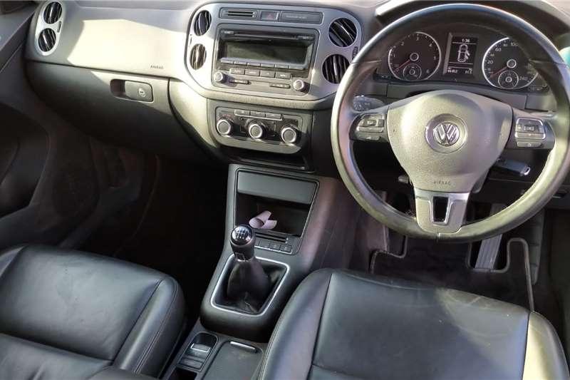 VW Tiguan 2.0TDI 4Motion Trend&Fun 2015