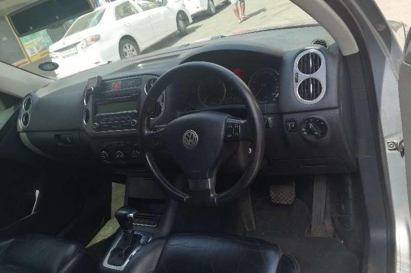 2009 VW Tiguan Tiguan 2.0TDI Comfortline