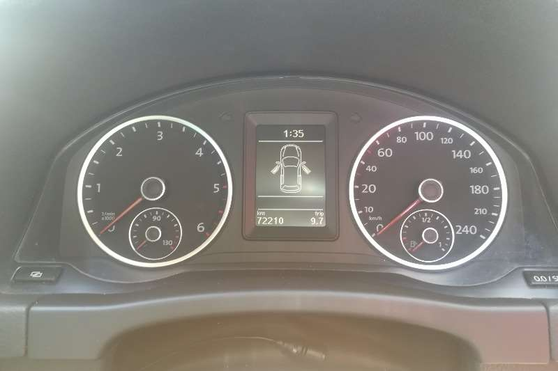 VW Tiguan 2.0TDI Comfortline 2010