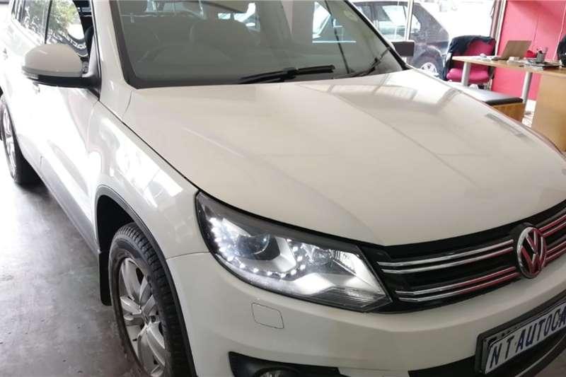 Used 2013 VW Tiguan 2.0TDI Comfortline