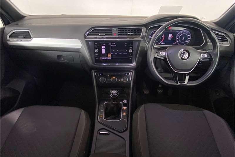 2017 VW Tiguan Tiguan 2.0TDI Comfortline