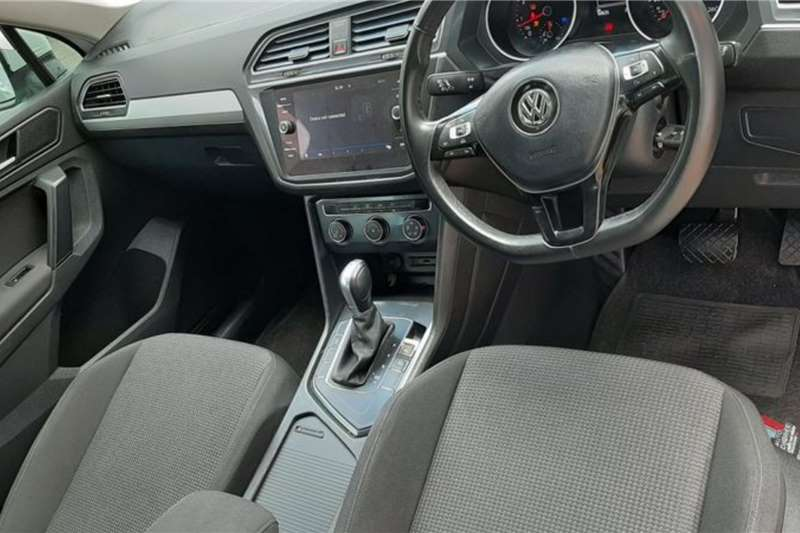 Used 2018 VW Tiguan