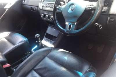 VW Tiguan 2.0TDI Comfortline R Line 2013