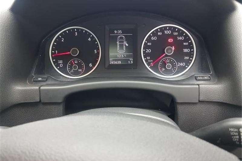 VW Tiguan 2.0TDI Sport&Style 4Motion 2010