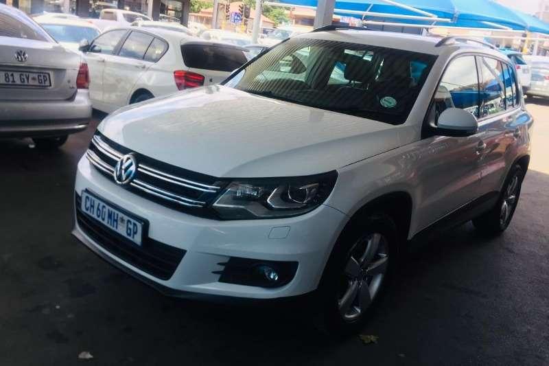 VW Tiguan 2.0TDI Sport&Style 4Motion 2013