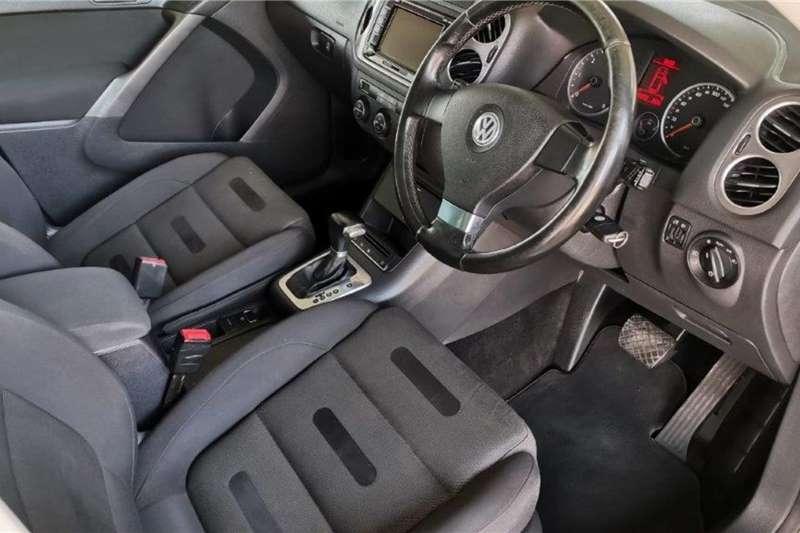 VW Tiguan 2.0TDI Sport&Style 4Motion tiptronic 2008