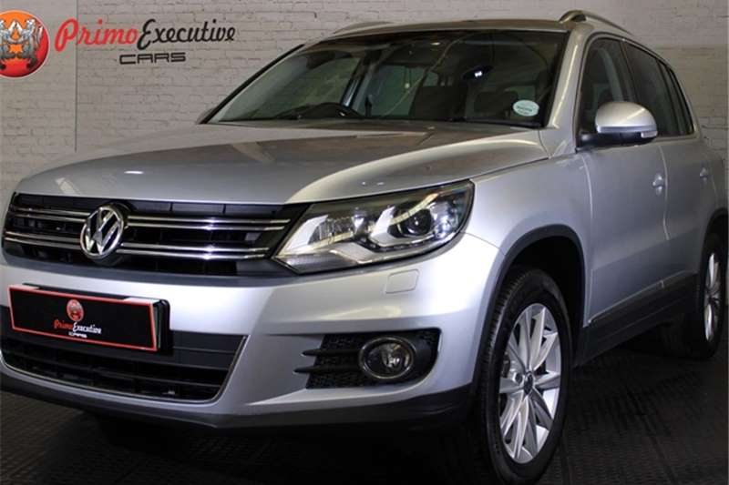VW Tiguan 2.0TDI Sport&Style 4Motion tiptronic 2013