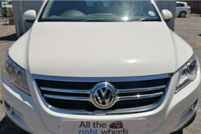 Used 2009 VW Tiguan 2.0TDI Track&Field 4Motion