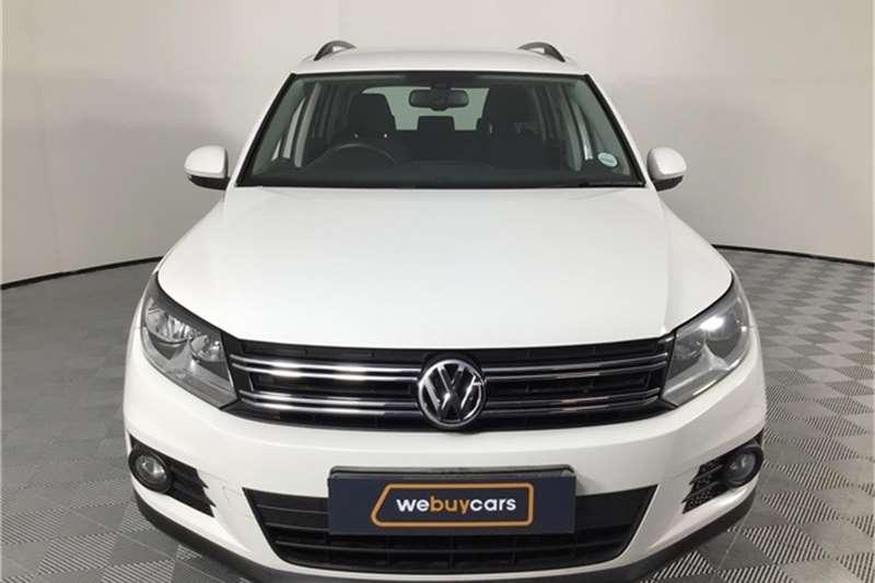 VW Tiguan 2.0TDI Trend&Fun 2012