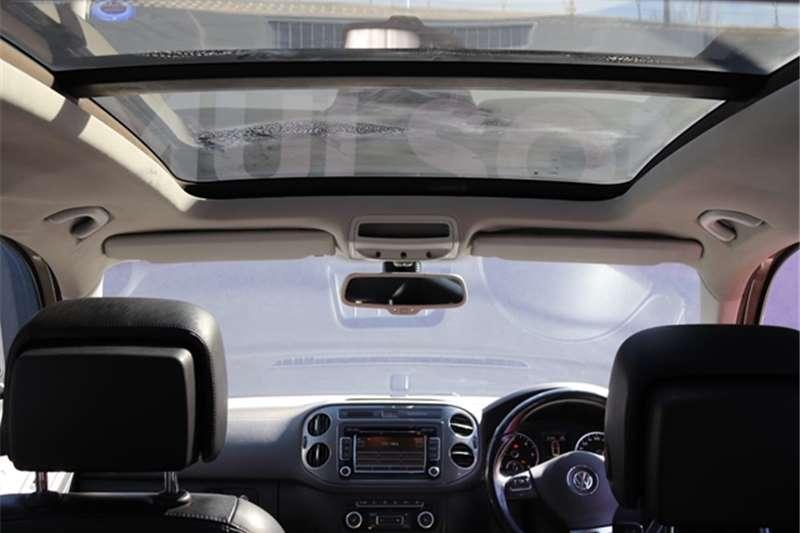 2012 VW Tiguan Tiguan 2.0TDI Trend&Fun