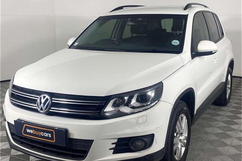 Used 2012 VW Tiguan 2.0TDI Trend&Fun