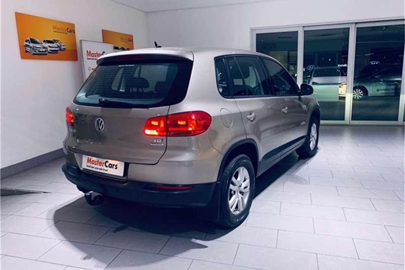 VW Tiguan 2.0TDI Trend&Fun 2013