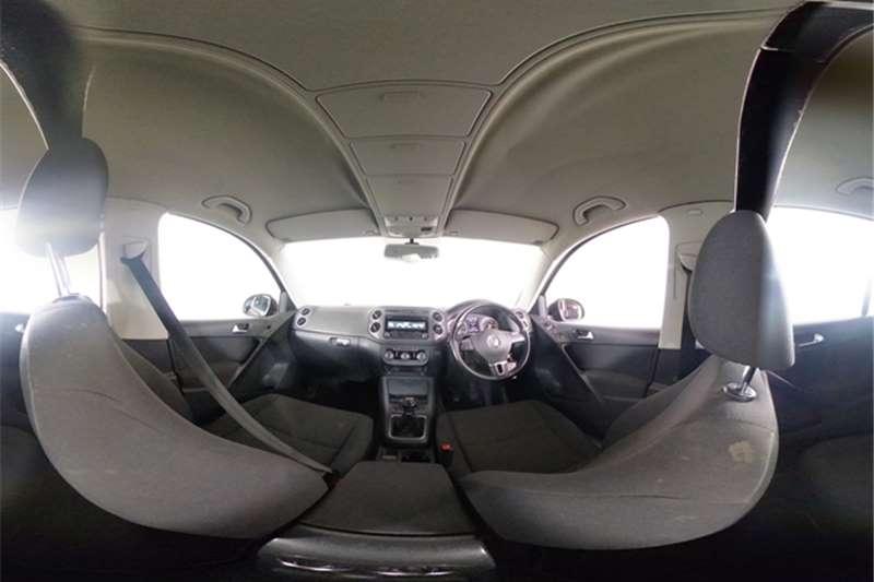 2013 VW Tiguan Tiguan 2.0TDI Trend&Fun