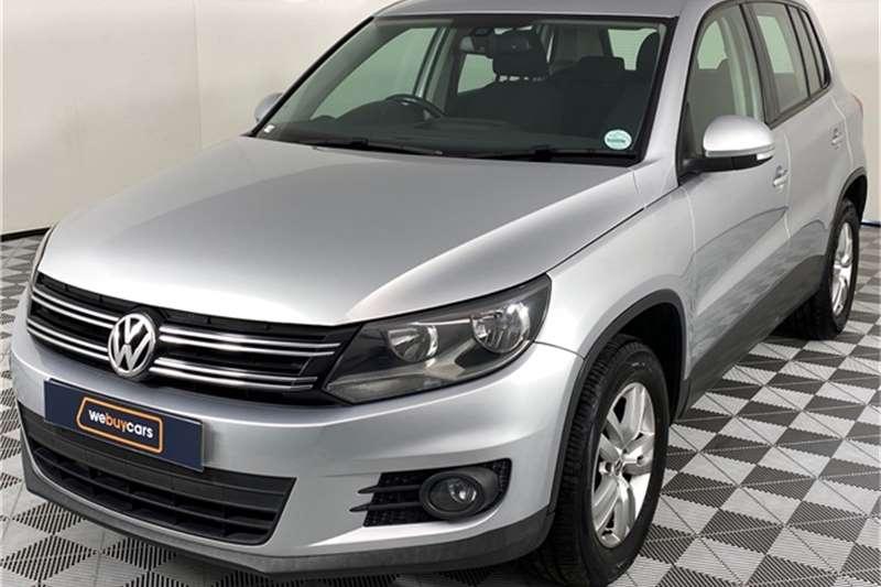 Used 2013 VW Tiguan 2.0TDI Trend&Fun