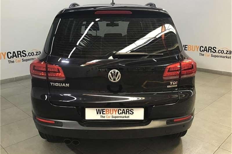 VW Tiguan 2.0TDI Trend&Fun 2014