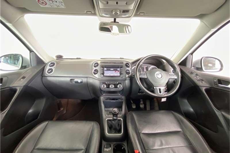 2014 VW Tiguan Tiguan 2.0TDI Trend&Fun