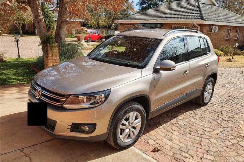 VW Tiguan 2.0TDI Trend&Fun 2015