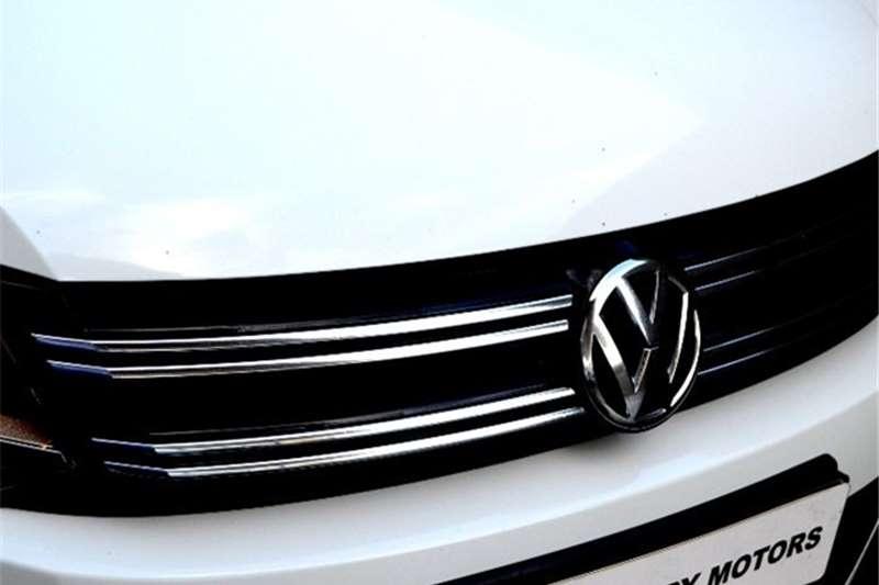 2016 VW Tiguan Tiguan 2.0TDI Trend&Fun