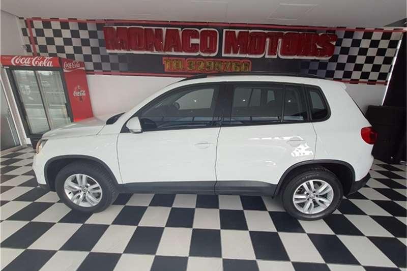 Used 2016 VW Tiguan 2.0TDI Trend&Fun