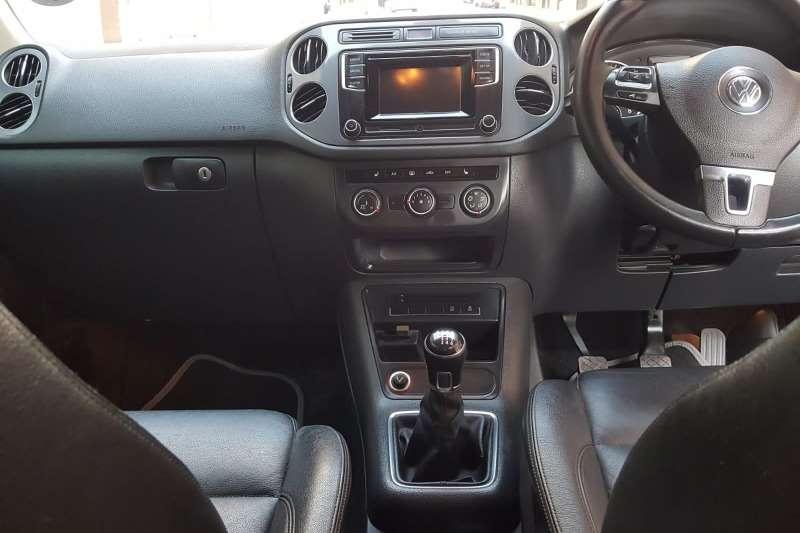 Used 2016 VW Tiguan 2.0TSI 4Motion Highline