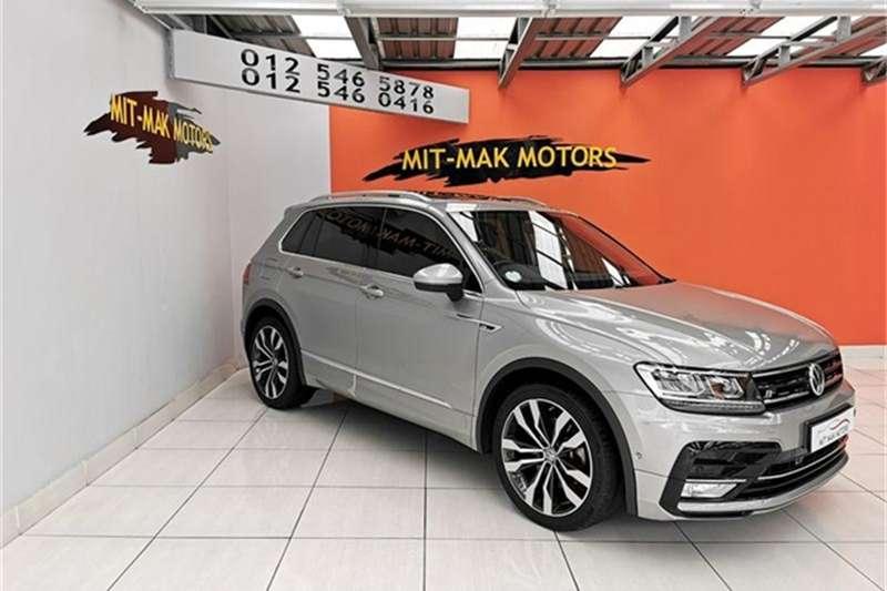VW Tiguan 2.0TSI 4Motion Highline 2017