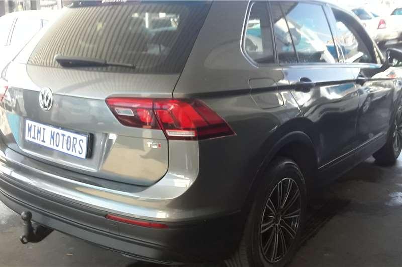 Used 2017 VW Tiguan 2.0TSI 4Motion Highline