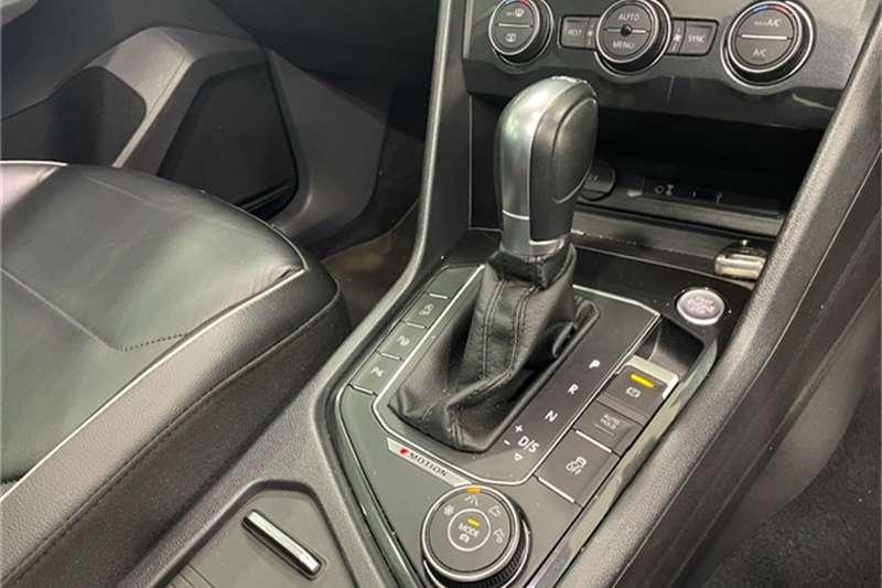 2017 VW Tiguan Tiguan 2.0TSI 4Motion Highline