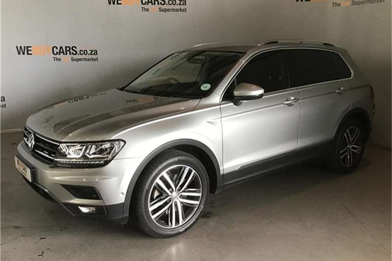 VW Tiguan 2.0TSI 4Motion Highline 2018