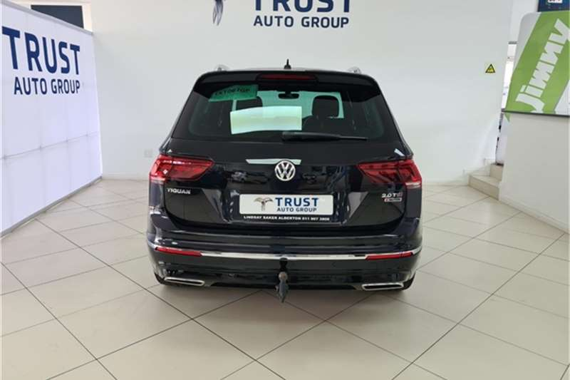 VW Tiguan 2.0TSI 4Motion Highline 2018