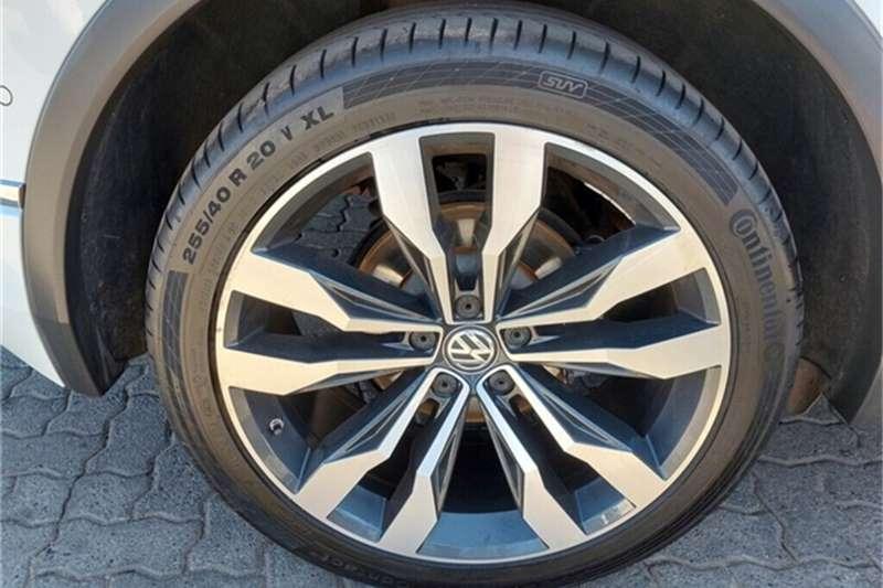 Used 2018 VW Tiguan 2.0TSI 4Motion Highline