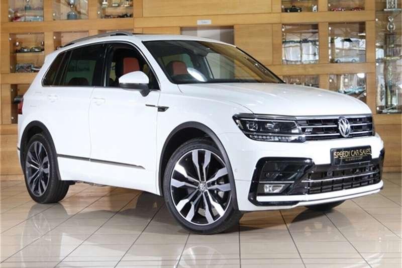 Used 2019 VW Tiguan 2.0TSI 4Motion Highline