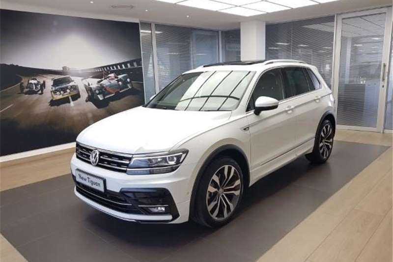 VW Tiguan 2.0TSI 4Motion Highline 2020