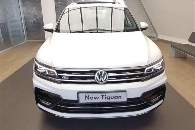 VW Tiguan 2.0TSI 4Motion Highline 2020