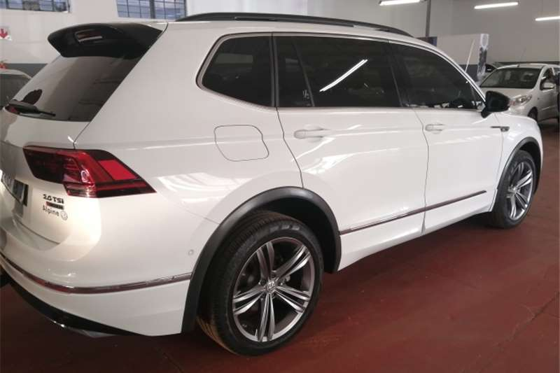 2019 VW Tiguan Tiguan 2.0TSI 4Motion Highline R-Line