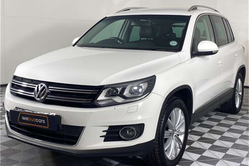 Used 2011 VW Tiguan 2.0TSI 4Motion Sport&Style