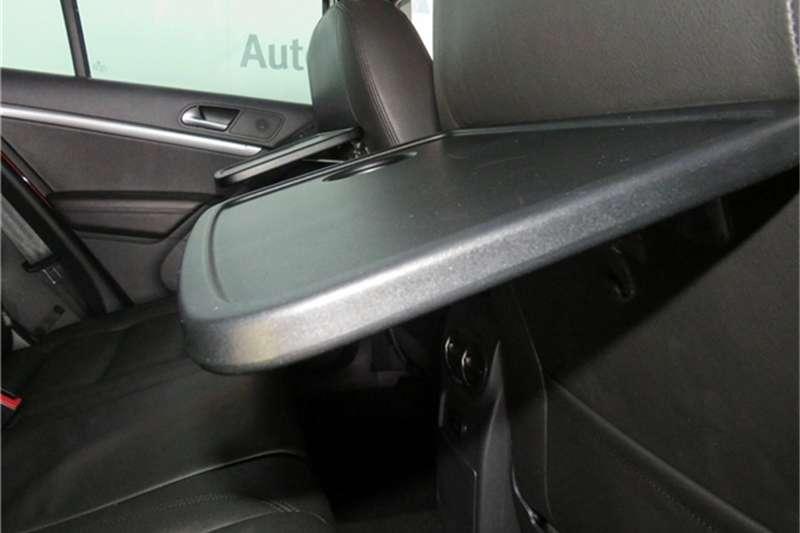 VW Tiguan 2.0TSI 4Motion Sport&Style 2012