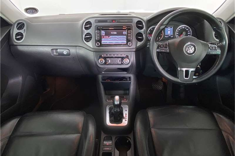 2012 VW Tiguan Tiguan 2.0TSI 4Motion Sport&Style