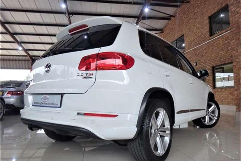 VW Tiguan 2.0TSI 4Motion Sport&Style 2015