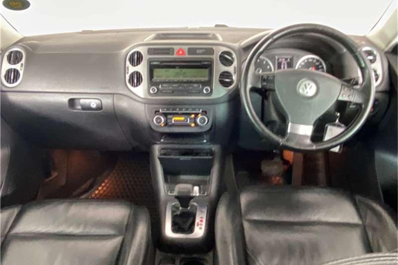 2010 VW Tiguan Tiguan 2.0TSI Sport&Style 4Motion tiptronic