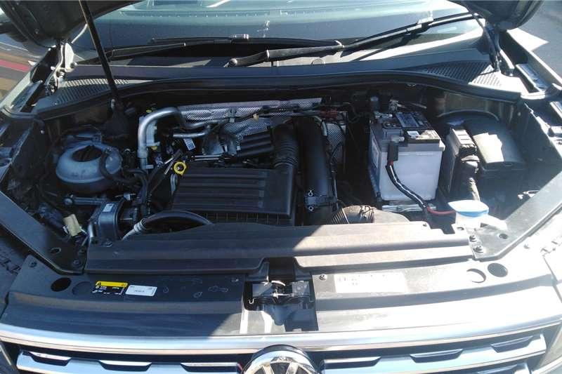 Used 2017 VW Tiguan Allspace TIGUAN ALLSPACE 1.4 TSI COMFORTLINE DSG (110KW)