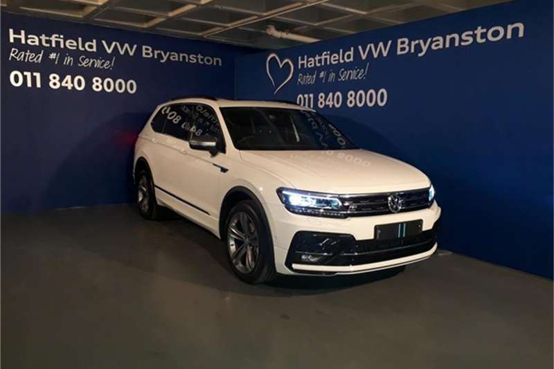 VW Tiguan Allspace 1.4 TSI COMFORTLINE DSG (110KW) 2019
