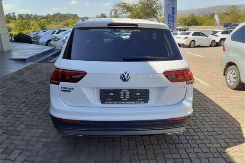 VW Tiguan Allspace 1.4 TSI TRENDLINE DSG (110KW) 2019