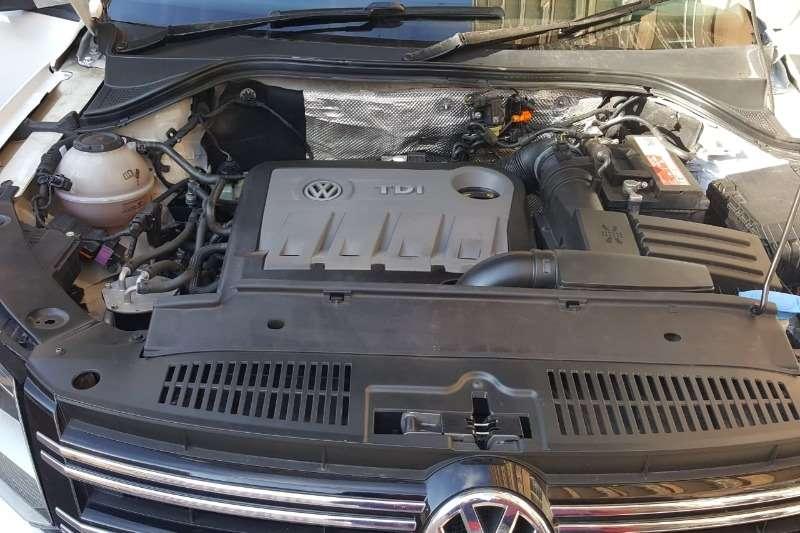 Used 2015 VW Tiguan Allspace TIGUAN ALLSPACE 2.0 TDI COMFORTLINE 4MOT DSG