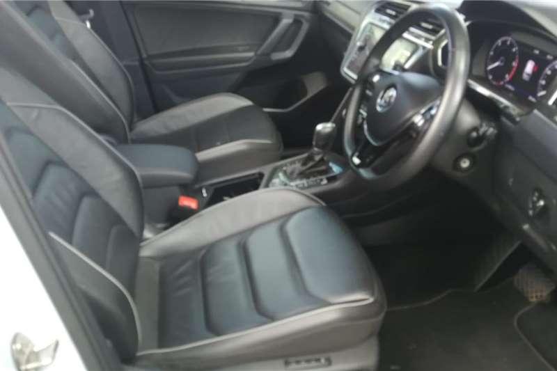 Used 2018 VW Tiguan Allspace TIGUAN ALLSPACE 2.0 TDI COMFORTLINE 4MOT DSG