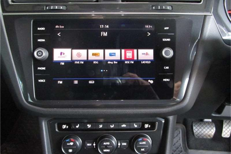 Used 2019 VW Tiguan Allspace TIGUAN ALLSPACE 2.0 TDI COMFORTLINE 4MOT DSG