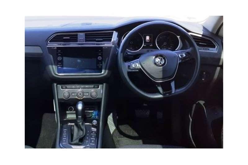 VW Tiguan Allspace 2.0 TSI C/LINE 4MOT DSG(132KW) 2019