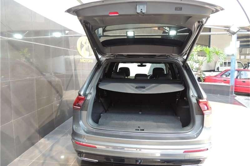 Used 2019 VW Tiguan Allspace TIGUAN ALLSPACE 2.0 TSI C/LINE 4MOT DSG(132KW)