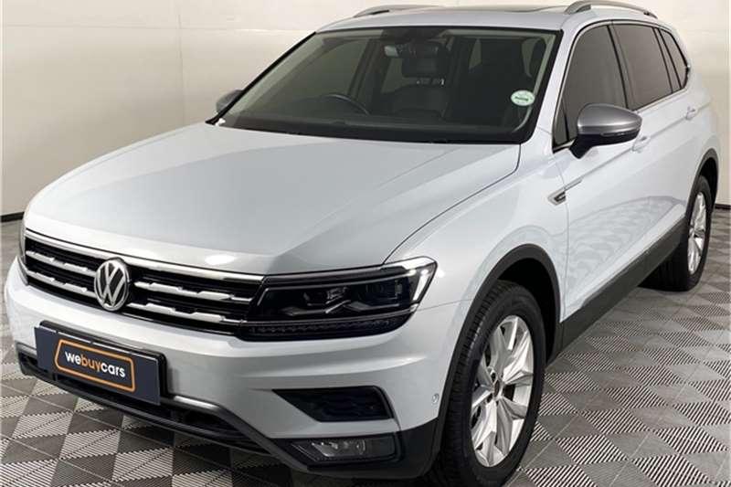 2018 VW Tiguan Allspace TIGUAN ALLSPACE 2.0 TSI H/LINE 4MOT DSG (162KW)