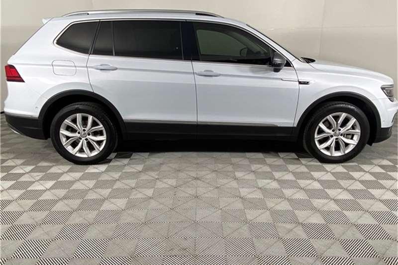Used 2018 VW Tiguan Allspace TIGUAN ALLSPACE 2.0 TSI H/LINE 4MOT DSG (162KW)